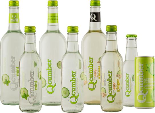 Qcumber Water