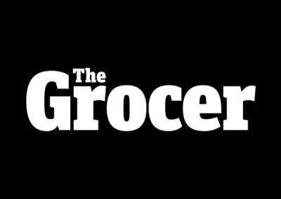 The Grocer features Cucumber Gin – October 2016