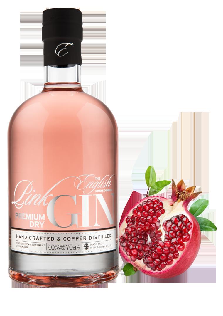 Pomegranate Gin